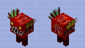 𝕋ꖾ𝔼 LѦ𝕍Ѧ LŨᎡК𝔼Ꭱ (and how it attacks) Minecraft Mob Skin