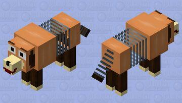 (POPREEL!! ;0;) -Requested- Slinky (Toy Story) Minecraft Mob Skin