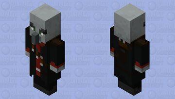 Pillager Officer Minecraft Mob Skin