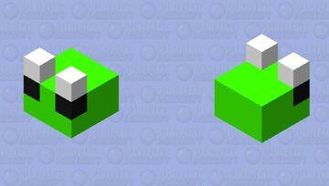 froggy Minecraft Mob Skin
