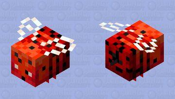 Devil Bee Minecraft Mob Skin