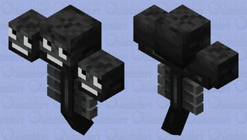 nice wither Minecraft Mob Skin