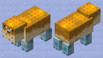 Pufferpig Minecraft Mob Skin