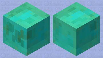 My skin slime Minecraft Mob Skin