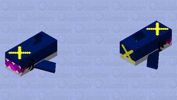 sharpedo Minecraft Mob Skin