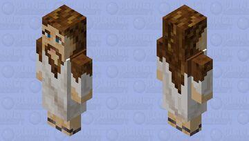 ✞ Jesus of Nazareth ✞ Minecraft Mob Skin