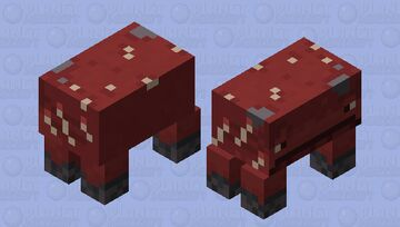 Strafer Minecraft Mob Skin
