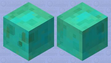 My slime Minecraft Mob Skin