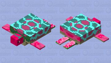 PARTY ANIMAL(Literally) Minecraft Mob Skin