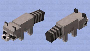 Donut Thief (bedrock) Minecraft Mob Skin