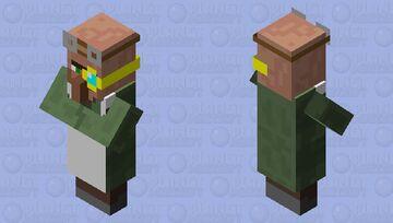 VILAGER Minecraft Mob Skin