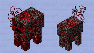 oh ok Minecraft Mob Skin