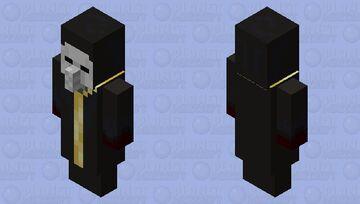 SCP-049 Minecraft Mob Skin