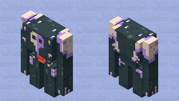 sachiel Minecraft Mob Skin