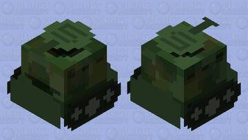 Tank Minecraft Mob Skin