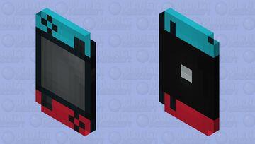Nintendo switch Minecraft Mob Skin