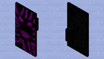 ender slayer shield Minecraft Mob Skin