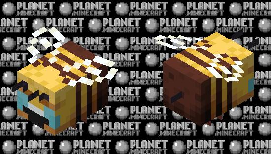 Memed Bee Minecraft Skin