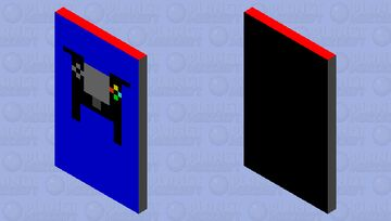 xbox control Minecraft Mob Skin