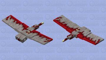 Phantom in my imagination Minecraft Mob Skin