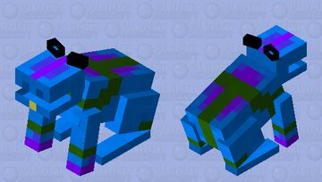 Cueyatl Minecraft Mob Skin