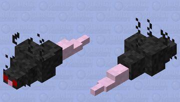 killer rat Minecraft Mob Skin