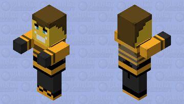 Barry B Benson Zombie Villager Minecraft Mob Skin