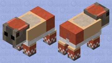 Ader's duiker Minecraft Mob Skin