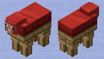The Inevitable Truth (Sheep Skin) Minecraft Mob Skin