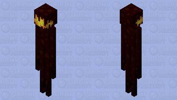 Volcanic Shrieks Minecraft Mob Skin