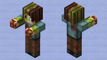 HELP! I don't want to transform Minecraft Mob Skin