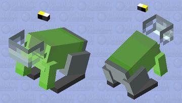 Sinus [PMCRP] Minecraft Mob Skin