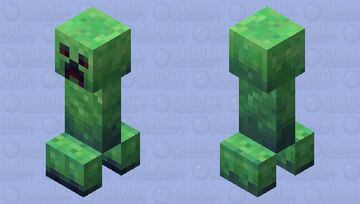 Coterie Craft Frontier 16x Creeper Minecraft Mob Skin