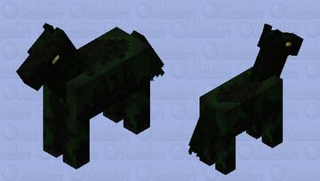 Kelpie, Irish and scotish Mythology (Mythical monsters contest) Minecraft Mob Skin