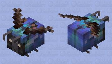 Bee-tle Minecraft Mob Skin