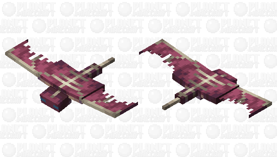 Better Phantoms Minecraft Skin