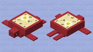 Ramen Turtle Minecraft Mob Skin