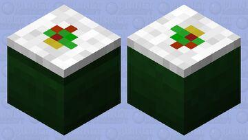sushi Minecraft Mob Skin