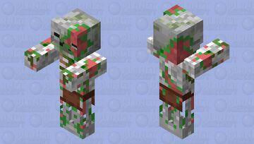 Super Rotten Pigman Minecraft Mob Skin