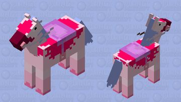 Magical Pony ~ CE Minecraft Mob Skin