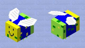 Roblox Noob Bee (Tix & Robux) Minecraft Mob Skin