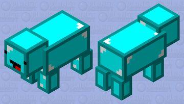 Skeppy Pig Minecraft Mob Skin