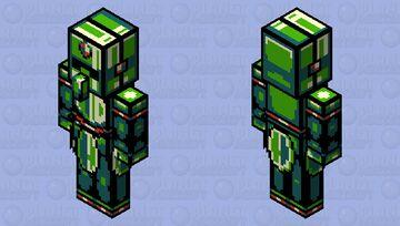 Trader Knight Minecraft Mob Skin