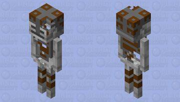 Fallen Warrior Minecraft Mob Skin