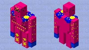 tusk ac 4 (jjba part 7) Minecraft Mob Skin