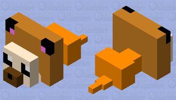 lion cub Minecraft Mob Skin