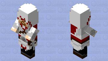 Ezio Villager (Assassin's Creed) Minecraft Mob Skin