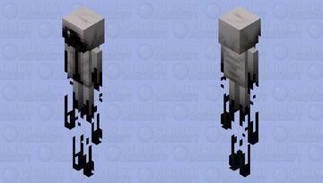 Ashen Walker Minecraft Mob Skin