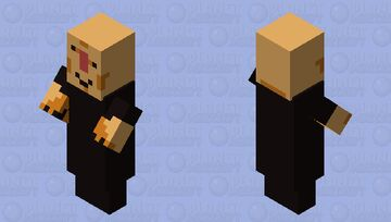 Lisa the Hopeful Reginald Minecraft Mob Skin
