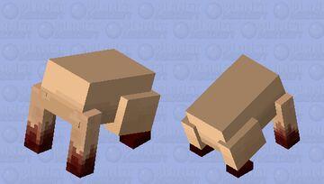 Headcrab Bunny Minecraft Mob Skin